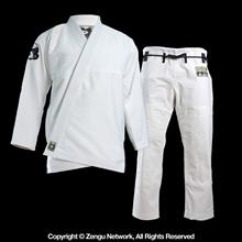 Inverted Gear White Panda 2.0 BJJ Gi